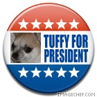 Tuffy for President